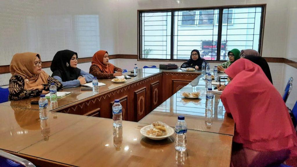 Bahas Program Kerja, Balai Syura Perempuan Aceh Tengah Temui DPRK Perempuan