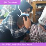 Aksi Perempuan : Bergerak di Tengah Bencana Banjir Bandang Di Aceh Tengah