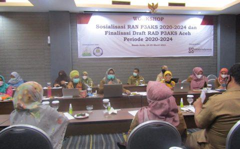 Urgensi Penyusunan Rencana Aksi Daerah Perlindungan Dan Pemberdayaan Perempuan dan Anak dalam Konflik Sosial di Aceh
